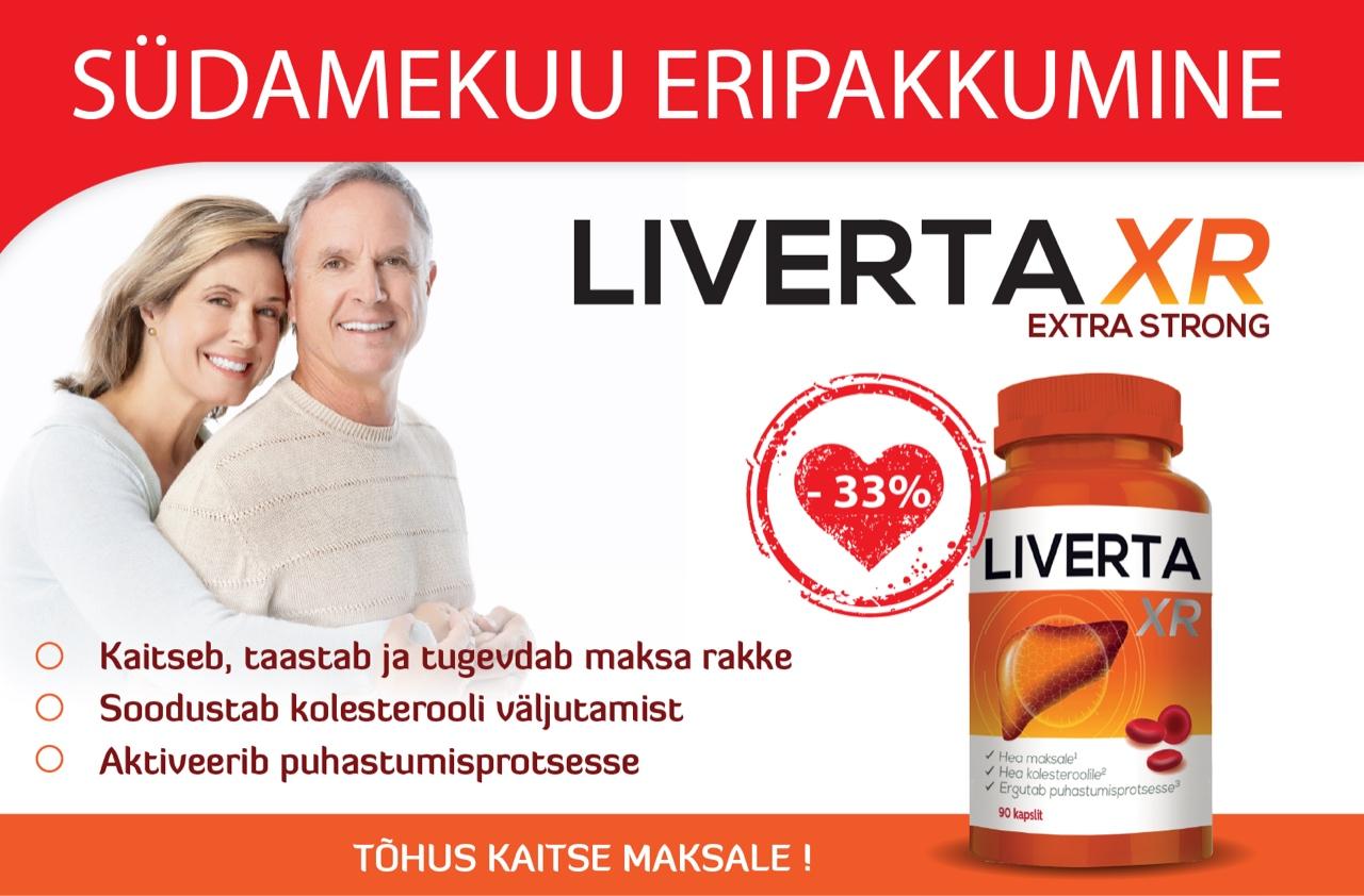 Liverta xr n90
