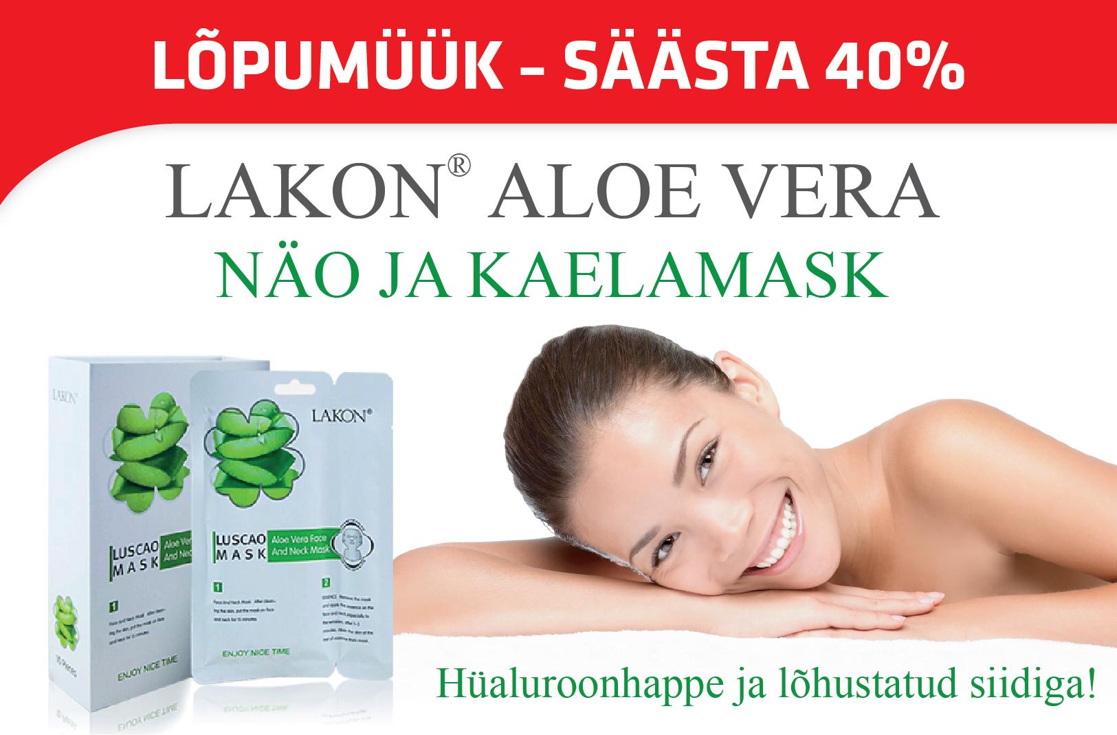 Lakon AloeVera N10